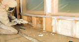 Spray foam insulation can improve comfort & energy efficiency by insulating and air sealing